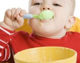 Una buena alimentación es fundamental para el crecimiento sano del bebé